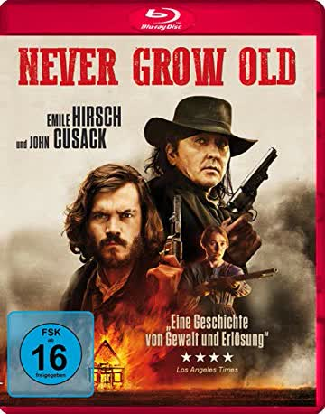 Never Grow Old [Blu-ray]