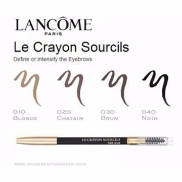 LANCÔME Le Crayon Sourcils - schwarz 040