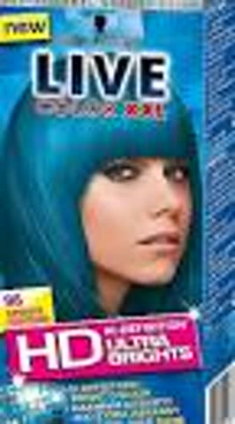 Schwarzkopf Live Ultra Brights Or Pastel 960 Turquoise Tempt