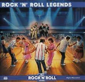 The Rock'n Roll - Legends