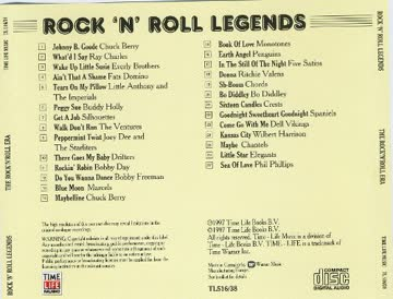 The Rock'n Roll - Legends
