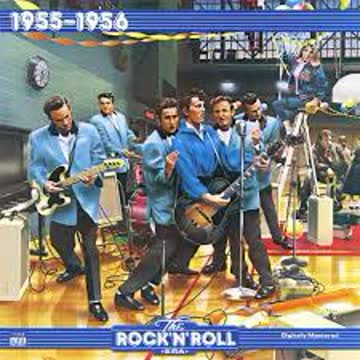 The Rock'n Roll - 1955 - 1956