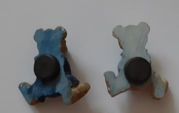 2 Bärenmagnete
