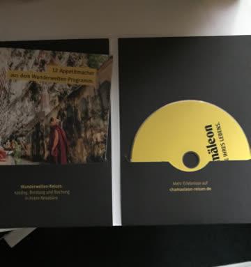 Chamäleon Reisen Dvd