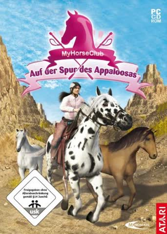 MyHorseClub - Auf der Spur des Appaloosas [German Version]