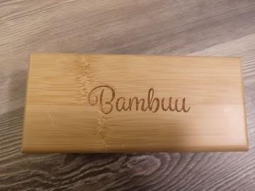 Bambuu Sonnenbrille / Handmade / UV400