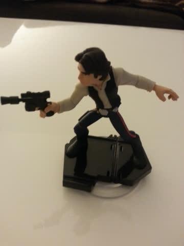 Disney Infinity Figur: Han Solo