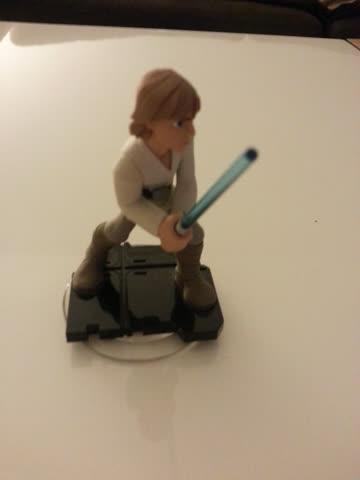 Disney Infinity Figur: Luke Skywalker