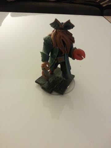 Disney Infinity Figur: Davy Jones