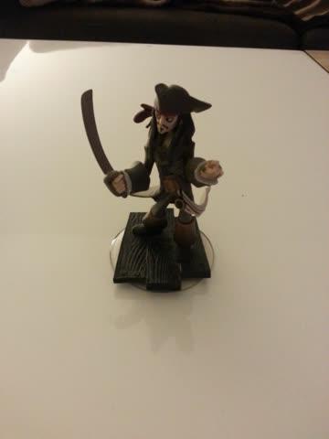 Disney Infinity Figur: Jack Sparrow