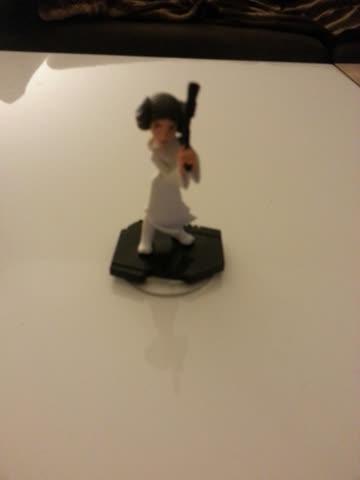 Disney Infinity Figur: Princess Leia