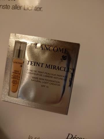Teint Miracle - Muster von Lancôme