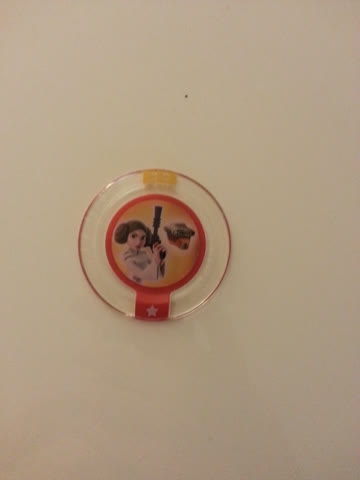 Disney Infinity Power Disc: Leia
