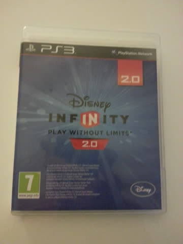 Disney Infinity 2.0 Game PS3