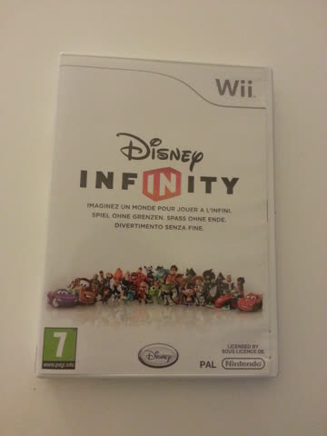 Disney Infinity Game Wii