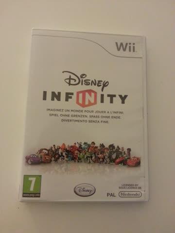 Disney Infinity Game Wii