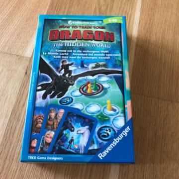 Dragons Gesellschaftsspiel