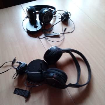 2 Sony Funkkopfhörer