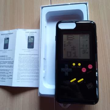 Tetris Game (funktionierend)    als iPhone Hülle