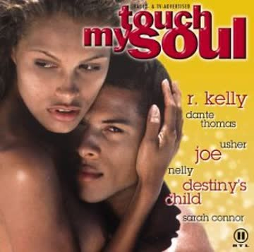 Various - Touch My Soul - The Finest Of Black Music 2001 Vol. 3