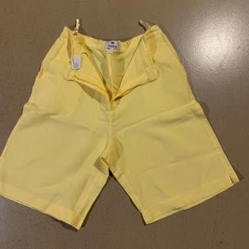 Fast neuwertige Damen-Shorts der Marke Kingfield