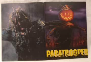 PARATROOPERS Limited Special Edition Digipak UNCUT Dragon
