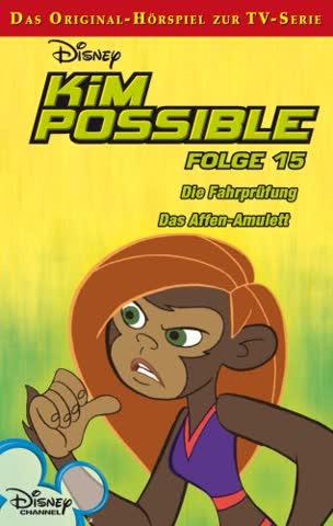 Kim Possible Folge 15 [Musikkassette]