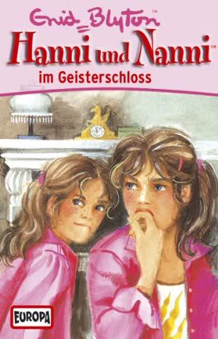 Hanni & Nanni 6 - im Geisterschloss  [CASSETTE]