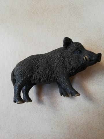 Schleich Tierfigur Wildschwein