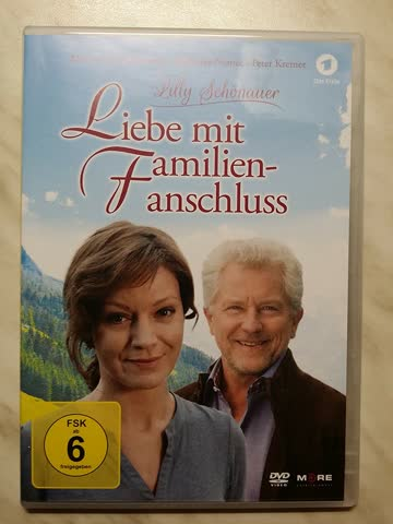 Lilly Schönauer * Liebe mit Familienanschluss