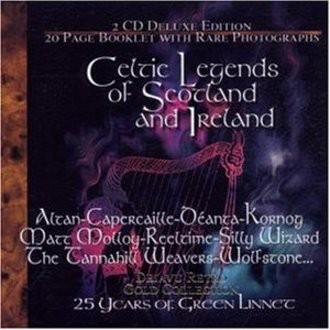 Various - Celtic Legends of Scotland Ire