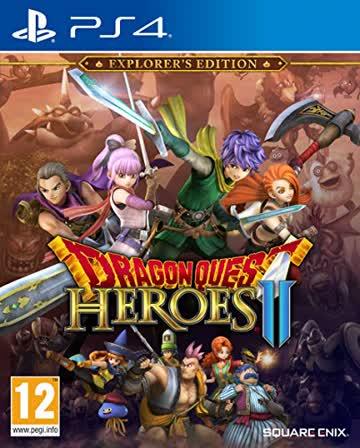 Dragon Quest Heroes 2 Explorer's Edition (PS4) (PEGI) [German Version]