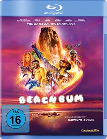 Beach Bum [Blu-ray]