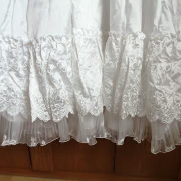 Hochzeitskleid aus dem Jahr 1991