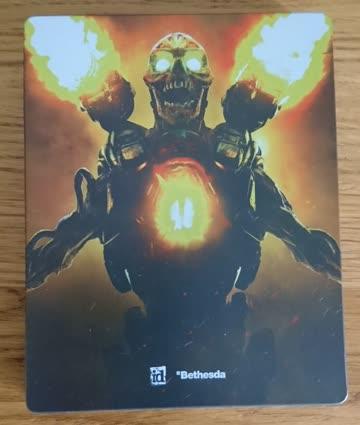 Doom (2016) Steelbook Edition für PS4