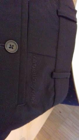 Allerletzte Chance: airberlin Bundfaltenhose Herren 46