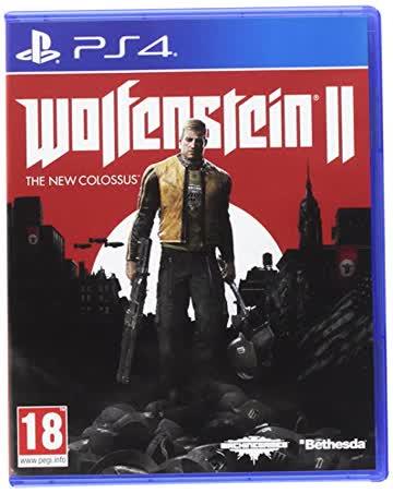 Wolfenstein II : The New Colossus