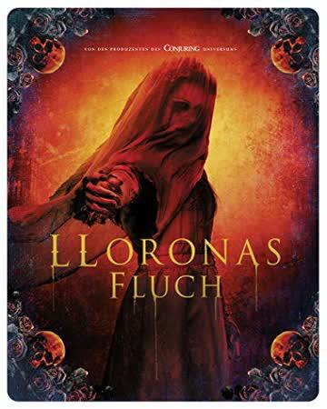 Lloronas Fluch Steelbook (Blu-ray 2D) [Limited Edition]