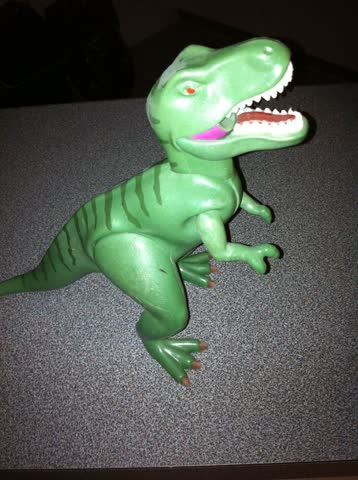 T-Rex Figur ( Gelenke beweglich )