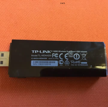 W-LAN-Adapter von TP-Link, Dual Band
