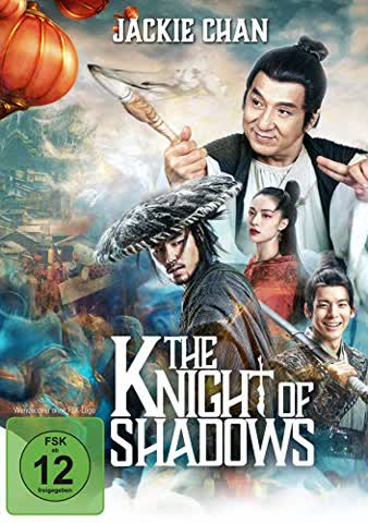 The Knight of Shadows [DVD] [2019]