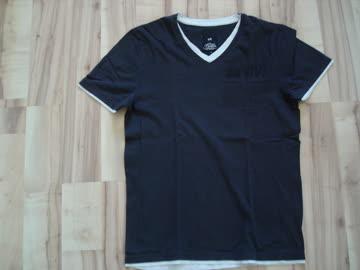 """grau/blaues Shirt von """"WE"""" Grösse """"S"""""""