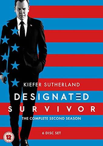 DVD1 - DESIGNATED SURVIVOR SEASON 2 (1 DVD)