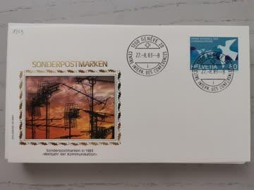 1983 Sonderbeleg Schweiz