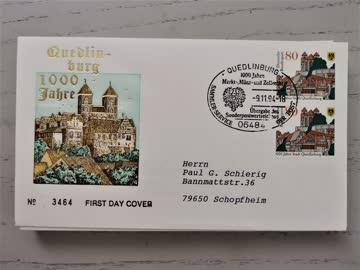 1994 FDC Deutschland