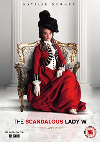 The Scandalous Lady W [DVD] [UK Import]
