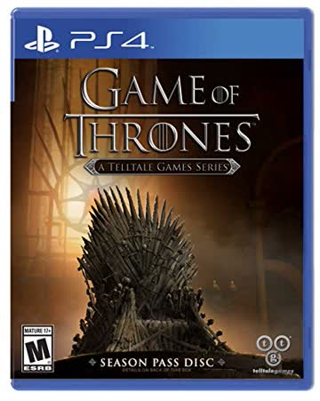 Game of Thrones - A Telltale Games Series - PlayStation 4 by U&I Entertainment