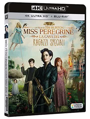 Miss Peregrine's Home for Peculiar Children (4K Ultra HD + Blu-ray) (IT-Import, deutscher Ton)