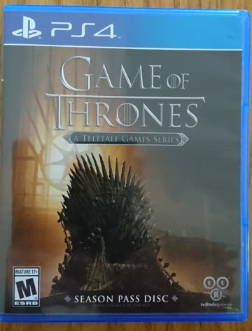 Game of Thrones (PS4) US-Version