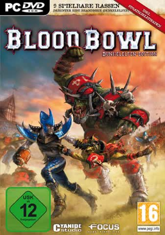 Blood Bowl - Limited Edition [German Version]